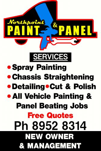 Northpoint Paint  Panel
