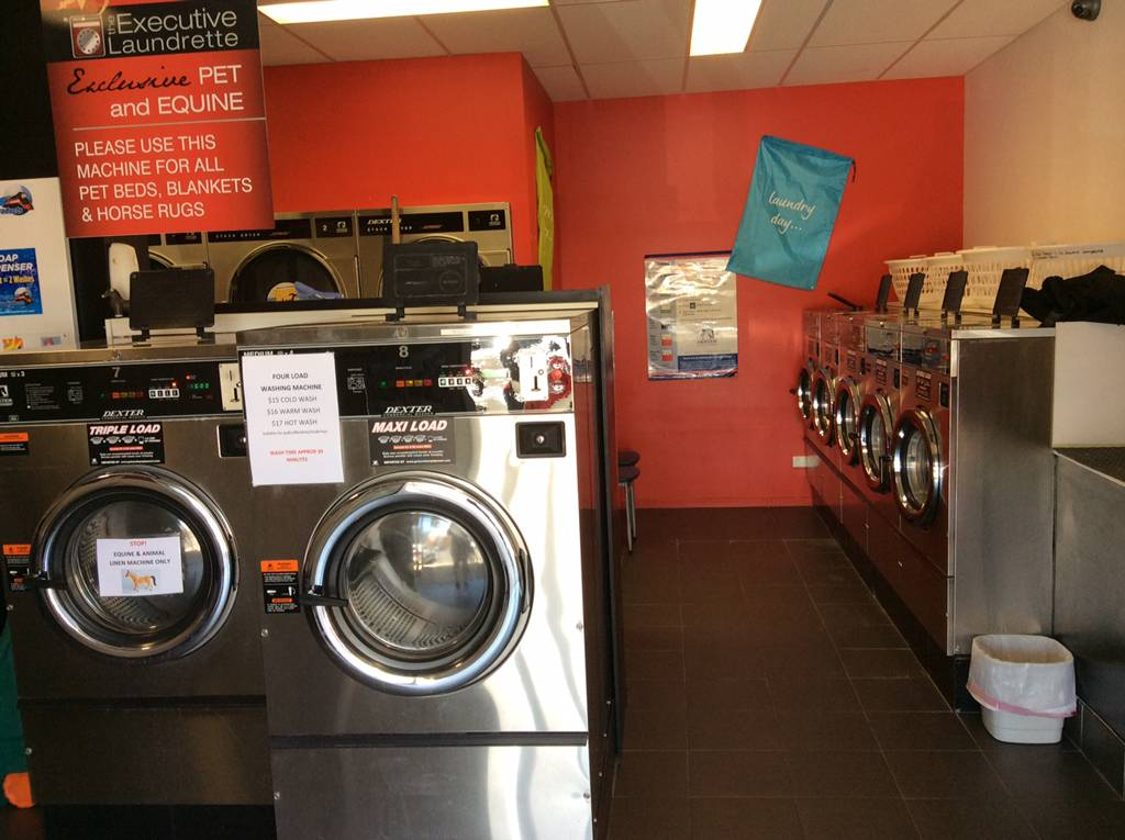 Executive Laundrette