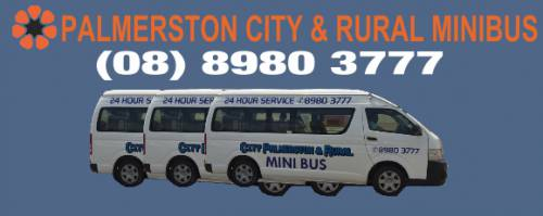 City Palmerston  Rural Mini Bus