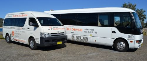 Busy Bus Shuttle & Tour Service