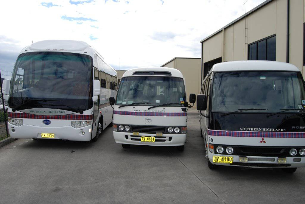 Southern Highlands Taxis Hire Cars  Coaches