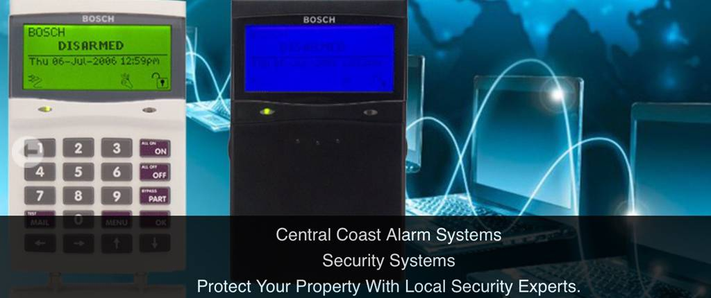 Central Coast Alarm Systems