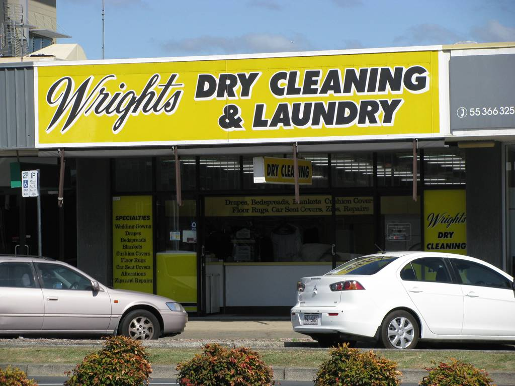 Wrights Dry Cleaning  Laundry