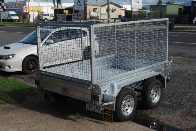 Warpac Trailers & Towbars