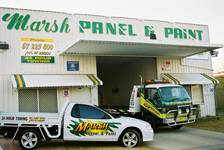 Marsh Panel  Paint Smash Repairers
