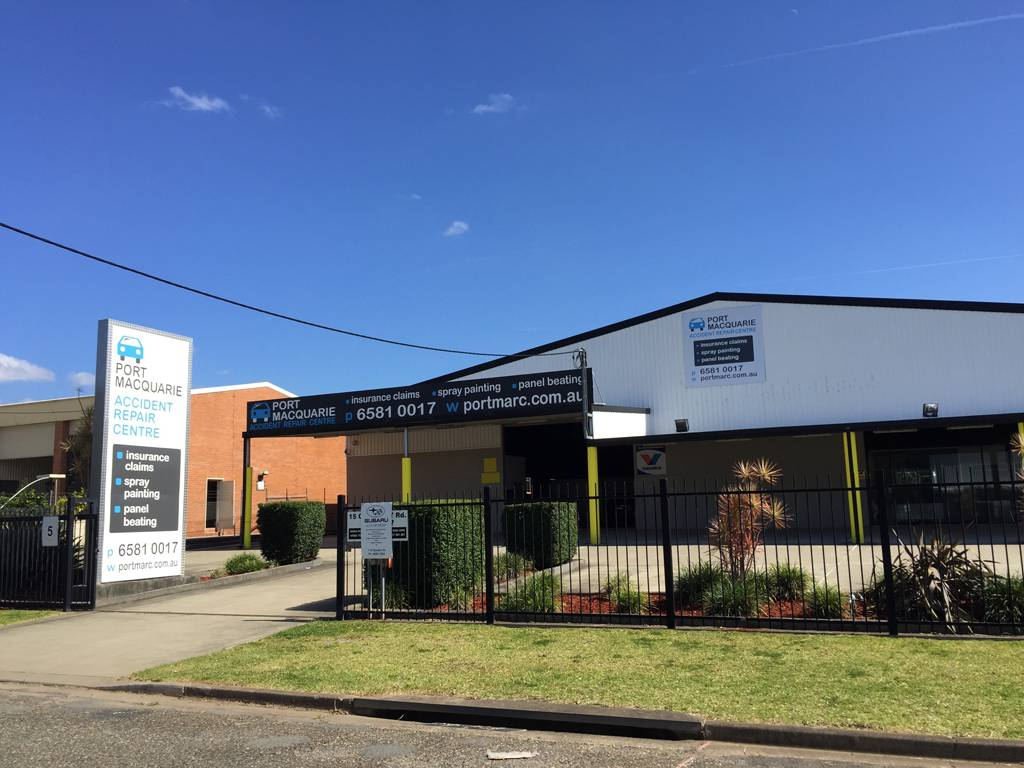 Port Macquarie Accident Repair Centre