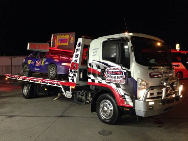Arnold's Advanced Tyres & Towing