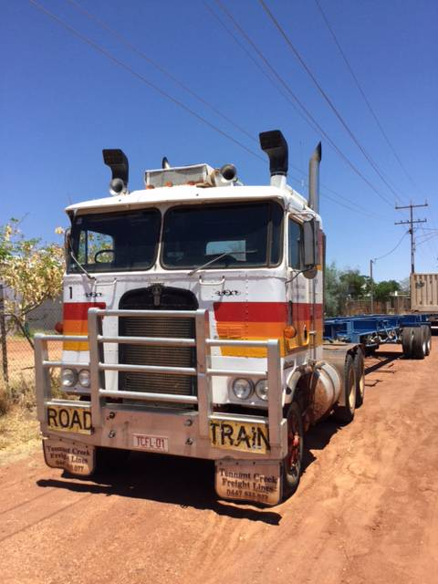 Tennant Creek Freight Lines Pty Ltd