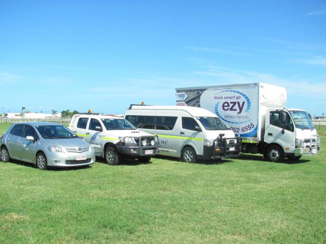 Ezy Vehicle Rentals