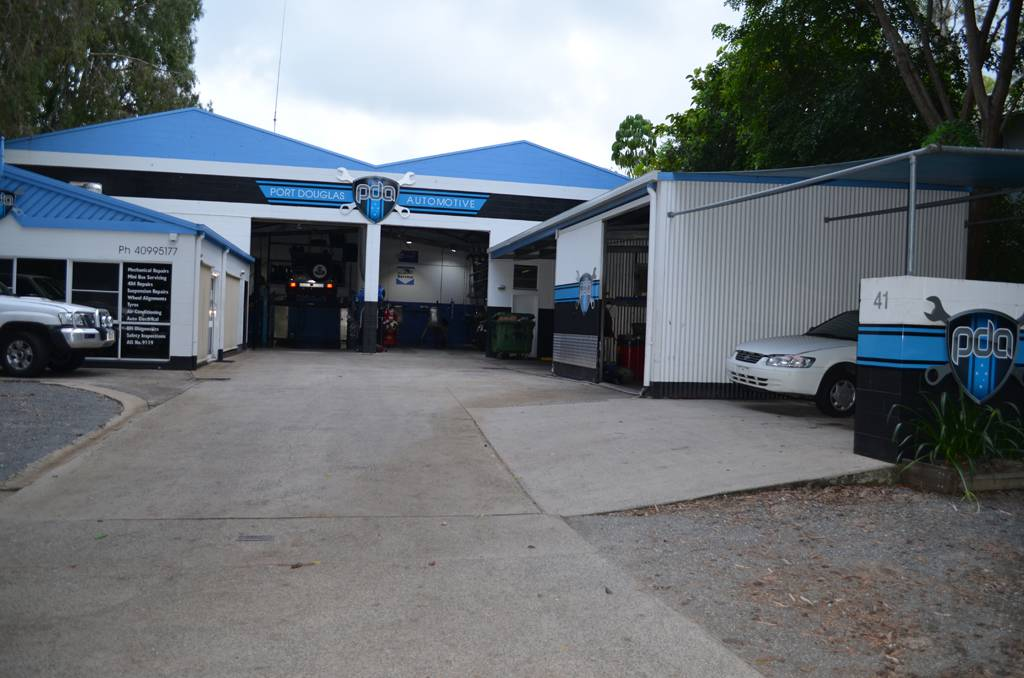 Port Douglas Automotive
