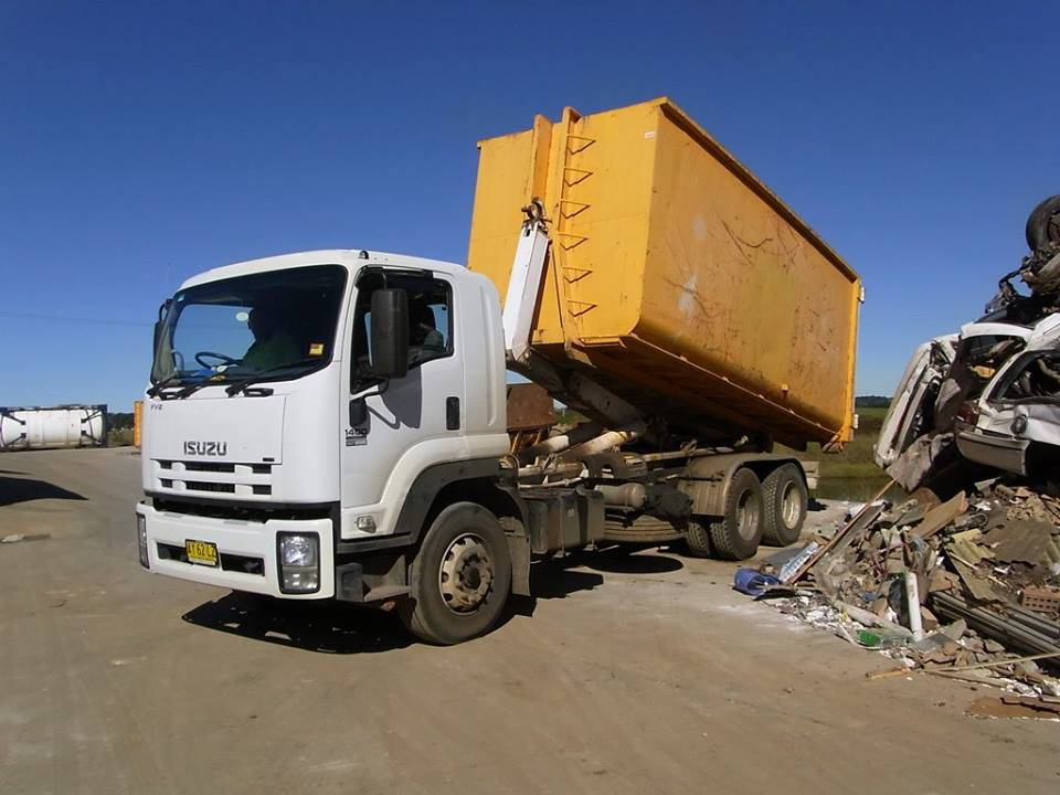 Anderson Waste Services Pty Ltd