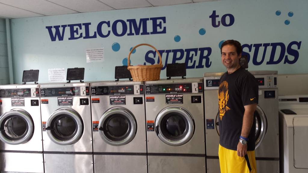 Super Suds Commercial Laundry