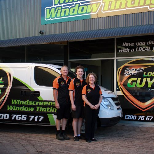 Local Guys Window Tinting & Windscreens Sunshine Coast