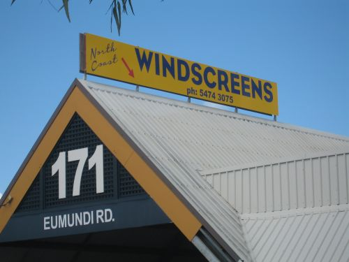 North Coast Windscreens–Automotive Tinting