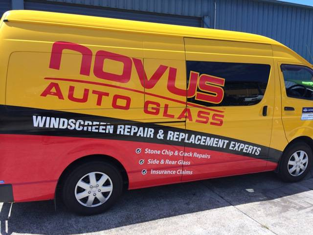 Novus Auto Glass Gold Coast