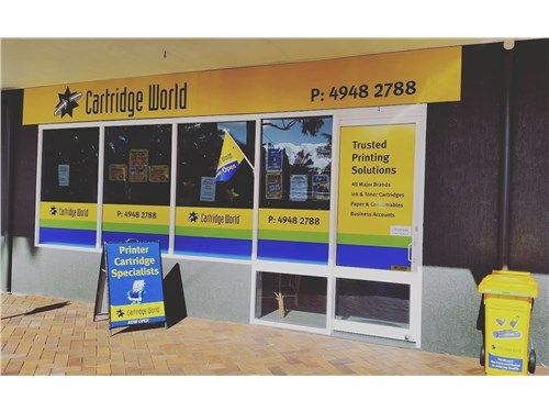 Cartridge World Whitsunday
