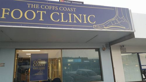 The Coffs Coast Foot Clinic