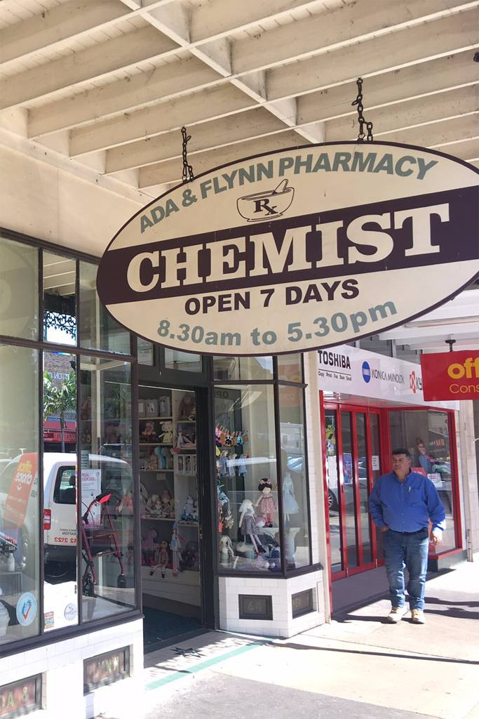 Ada  Flynn Pharmacy