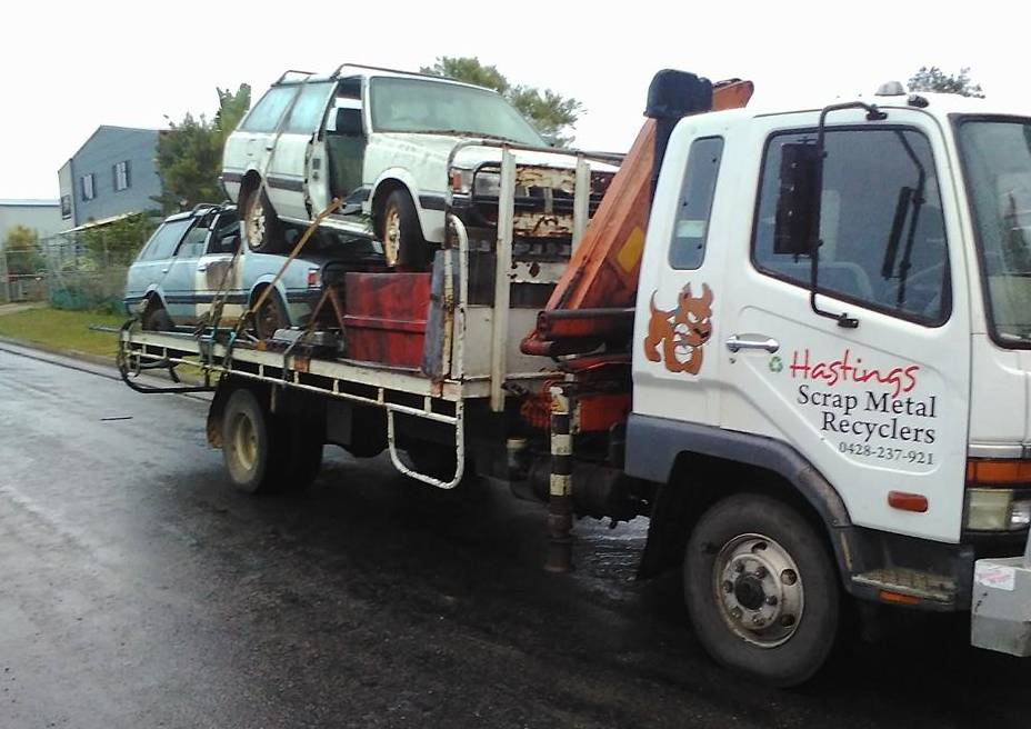 Hastings Scrap Metal Recyclers Pty Ltd