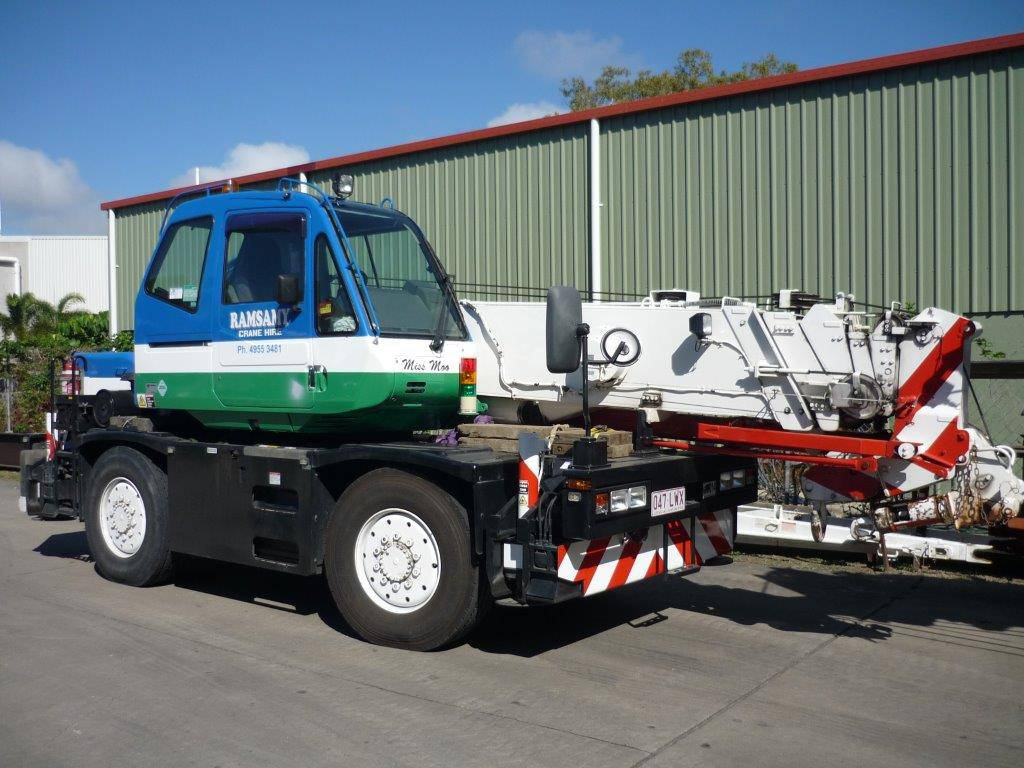 Ramsamy Crane Hire–Lawrence Ramsamy