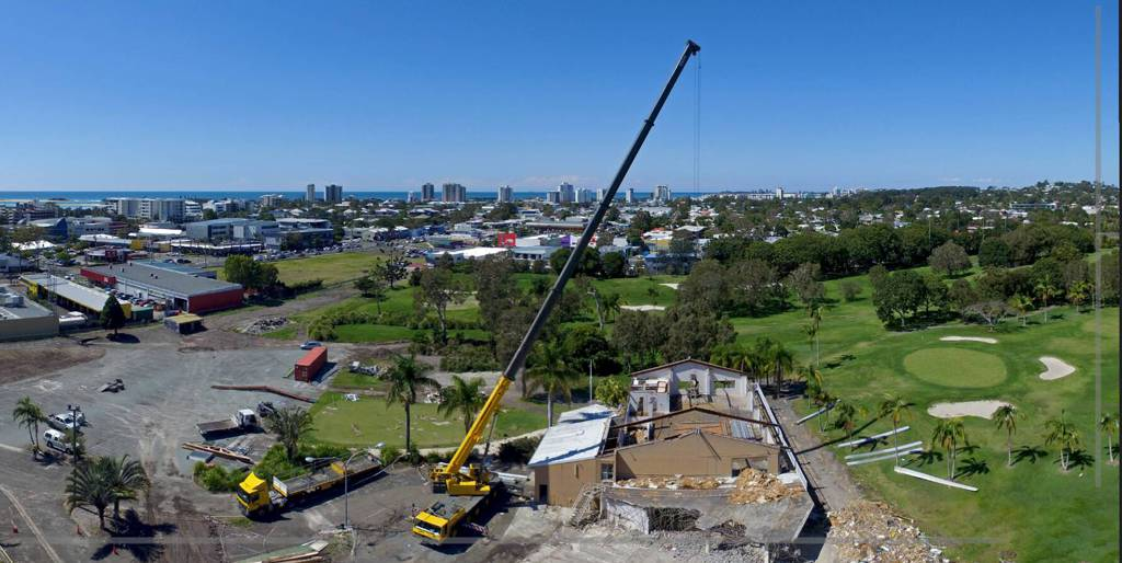 Universal Cranes Sunshine Coast Pty Ltd