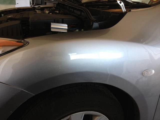 Planet Hail Dent Repairs  Hail Damage Sunshine Coast