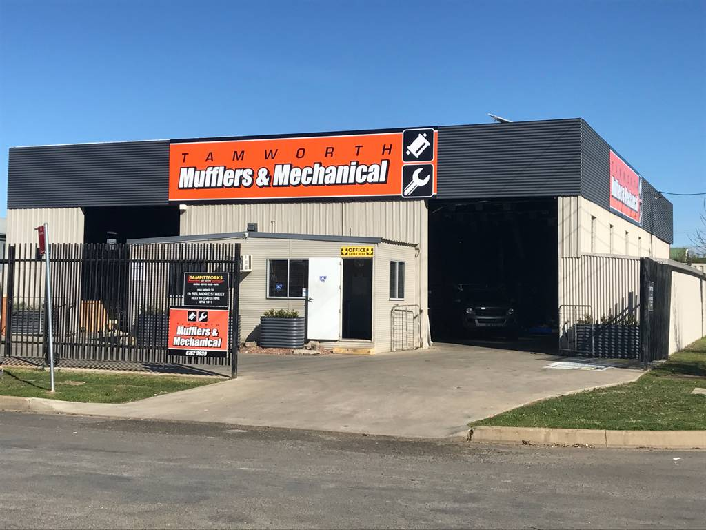 Tamworth Mufflers & Mechanical