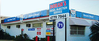Dorans Diesel Injection Service Pty Ltd
