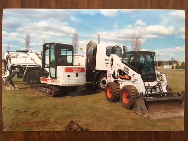 Brian Hutton Bobcat & Tipper Hire