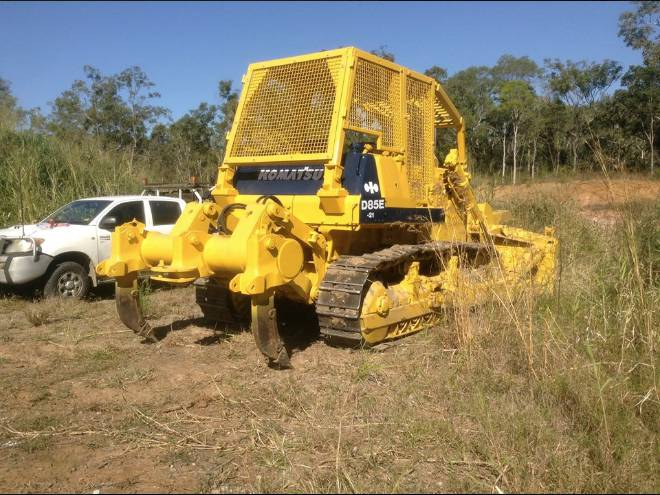 Aldaree Dozer Hire