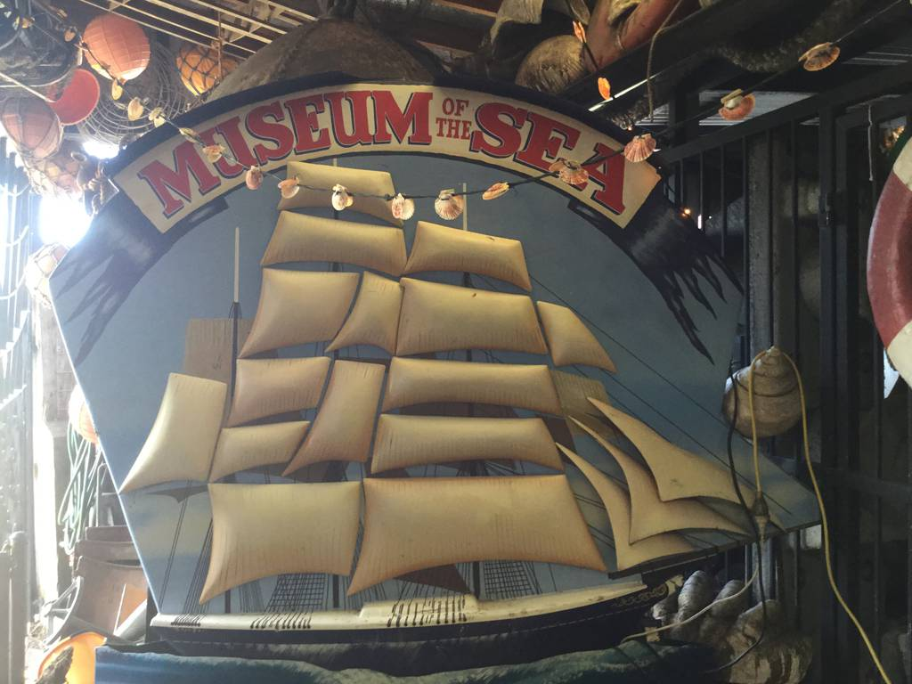 Chinderah Bay Seafaring Museum  Antiques
