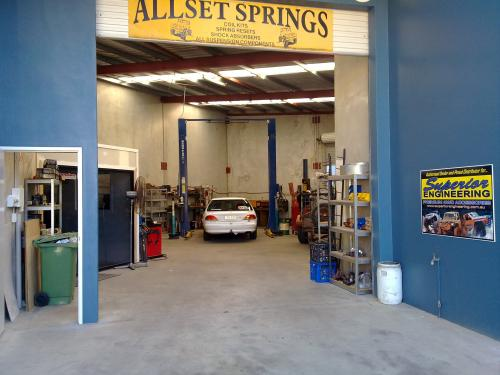 Allset Springs  Automotive