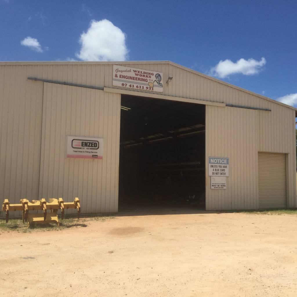Gayndah Welding Works