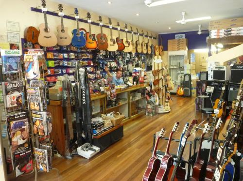 Coffs Guitar Shop