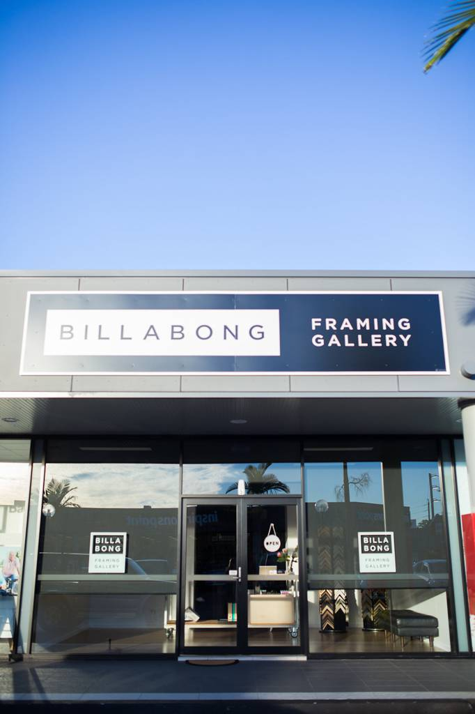 Billabong Framing Gallery