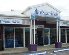 Willows Pool Shop