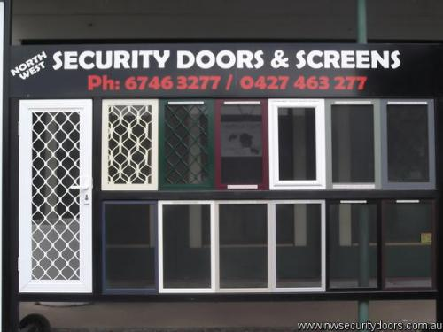 North West Security Doors & Screens